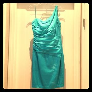 JAX Dress, Blue